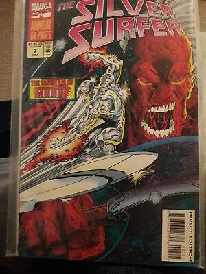 The Silver Surfer Annual #7 Marvel Comics (1994)