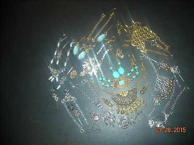 Tonner - Large Lot of Handmade One of a Kind Doll Jewelry #5