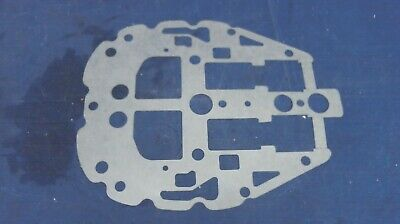 NEW QUICKSILVER MERCURY END COVER GASKET FOR HEAT EXCHANGER PK//2 #27-65128