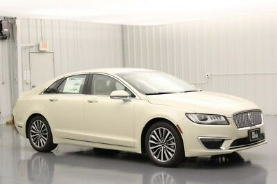 Lincoln MKZ/Zephyr SELECT AWD 2.0 TURBOCHARGED AUTOMATIC SEDAN MSRP $42605 MKZ CLIMATE PACKAGE LINCOLN DRIVE CONTROL BRIDGE OF WEIR LEATHER TRIMMED SEATS