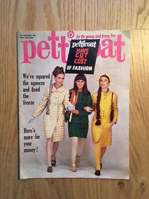 Petticoat 7th January 1967 Peter Mullet The Hollies Cliff Richard Michael Caine