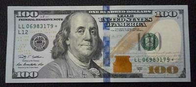 USA BANKNOTE 100 Dollars, Pick 535  UNC  2009A (Replacement)