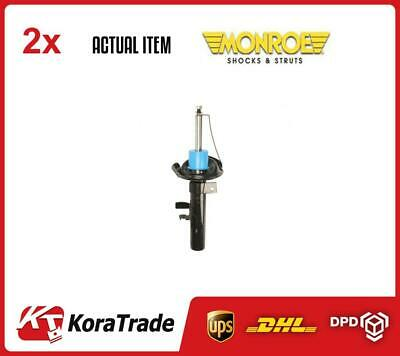 Monroe Front Left Original Shock Absorber x1 FORD S-MAX 2.0D 2006-2014 96kW