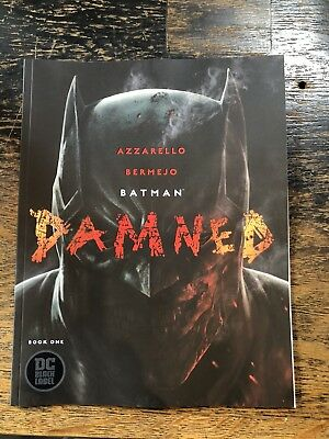 Batman Damned #1 NM Sold Out!! Uncirculated