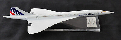 Air France Concorde Airplane Model Intrav 1998 Around the World