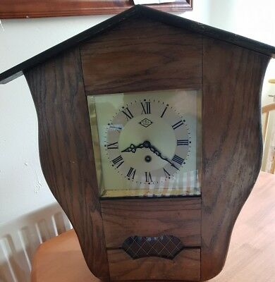 Antique French Pendulum Clock, Complete With Provenance.