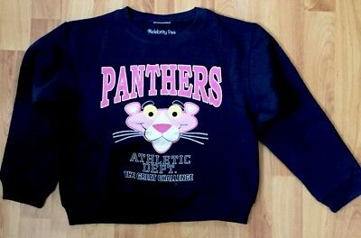 Kids Sweaters-pink Panther Classic