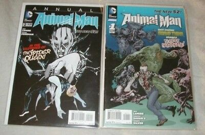 Animal Man Annuals U-PICK ONE #1 or 2 DC New 52 Issues PRICED PER COMIC