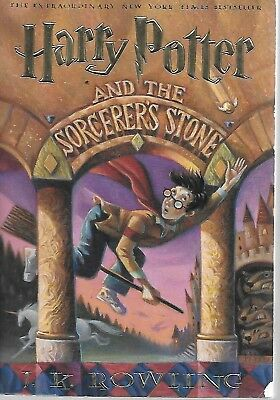 HARRY POTTER AND THE SORCERER'S STONE (Harry Potter #1)  by J. K. Rowling
