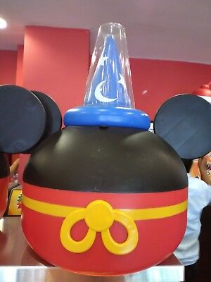 MICKEY MOUSE Fantasi/Chef/Ori 90 YEARS 3 BUCKET POPCORN MEXICAN NEW 2018 CINEMEX