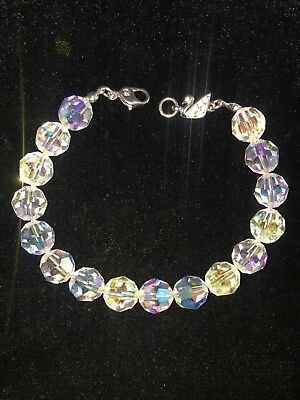 Swarovski Crystal Bracelet, LARGE Crystals, AUTHENTIC SWAROVSKI