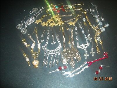 Tonner - Large Lot of Handmade One of Kind Doll Jewelry #19