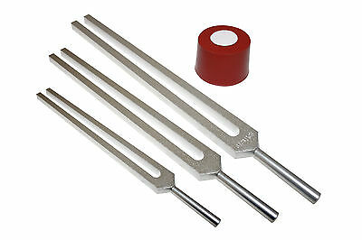 3 Veils - Add on Kabbalah Tuning forks Monitor Positive Negative Neutral Energy