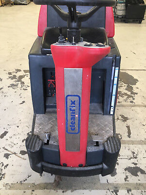 cleanfix floor scrubber cleaner