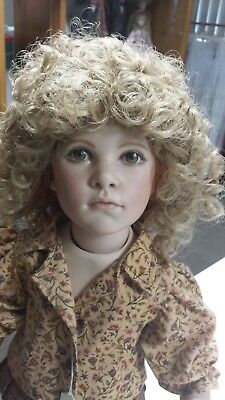 """Doll wig """"S5 curly"""""""