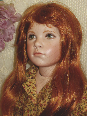 "Doll Wig ""S1 long fall"""