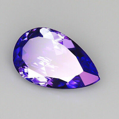 WOW RAREST FL/IF 2.2CT 100% NATURAL Tanzanite Facet Cut - EARTH MINED