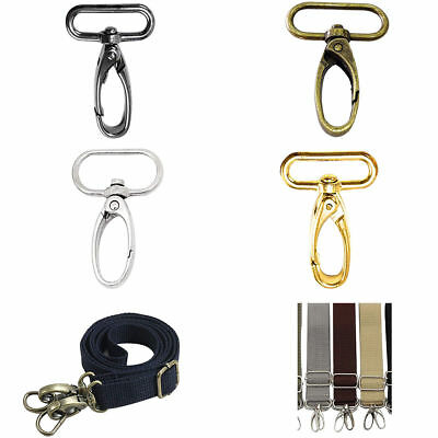 Bag Hook Buckle Metal Trigger Snap Hook Lightweight for Backpack Fasteners Strap