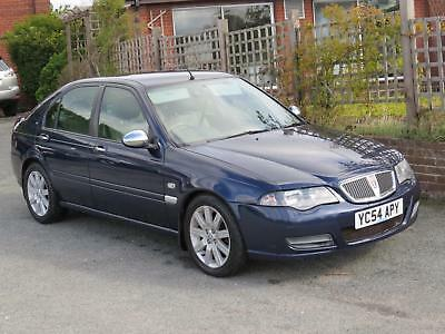 Rover 45 2.0TD ( 113ps ) Connoisseur LONG MOT, DRIVE AWAY TODAY.