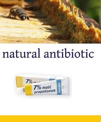 Big 30g Wound Abscess Skin Infection treatment NATURAL ANTIBIOTIC ointment cream