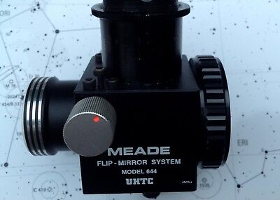 Meade Flip-Mirror-System #644 UHTC Made in Japan