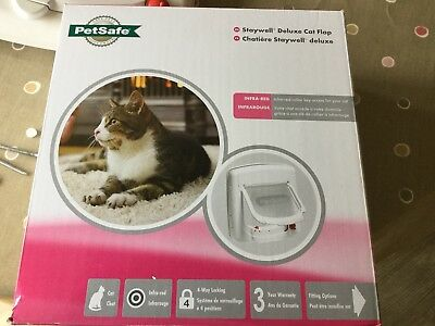 Staywell Deluxe Cat Flap Intra-red