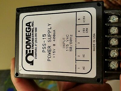 omega pss-15 power supply