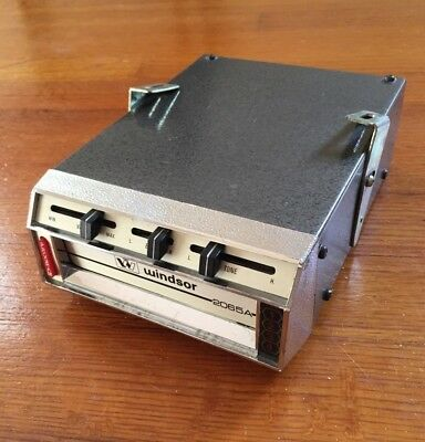 Vintage 8-Track Audio Car Player