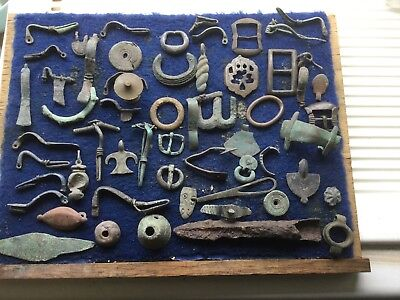 Big Lot Of Detecting Finds 8