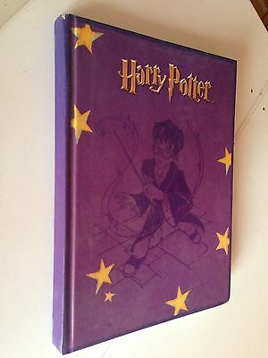 quaderno a righe harry potter con copertina rigida