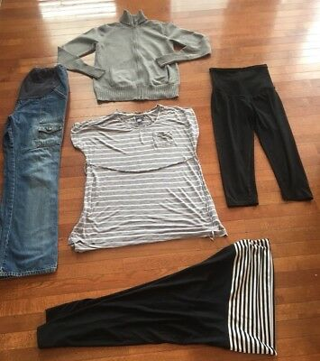 Maternity 5 Piece Lot, Sz M