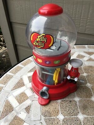 Mr. Jelly Belly Machine Jelly Bean Dispensing Candy Machine 2016