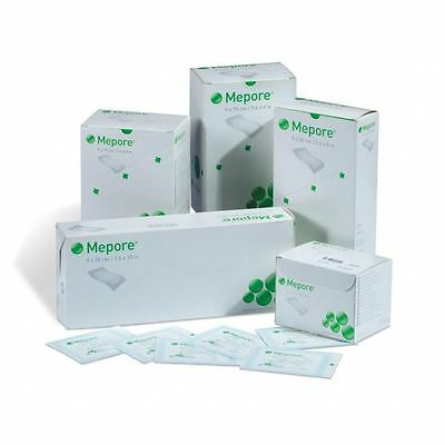 Mepore Adhesive Dressings 9 x 20cm Box of 30  First Aid - Dressing Specialist
