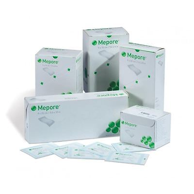 Mepore Adhesive Dressings 9 x 30cm Box of 30  First Aid - Dressing Specialist