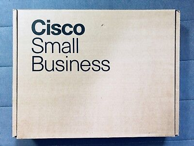 BRAND NEW Cisco SPA525G2 VoIP IP Color LCD Display Phone 5 LINE NIB!