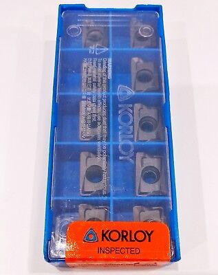 10 pcs New KORLOY LNMX 151008 PNR-MM PC5300 CARBIDE INSERTS LNMX151008PNR-MM