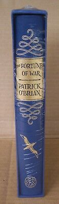The Fortune of War by Patrick O'Brian Folio Society Shrink Wrap Book