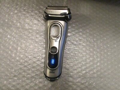 Braun - Series 9 Wet/Dry Electric Shaver - 9260s SHAVER ONLY