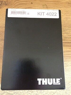 Thule Rapid fixpoint System Fitting Kit 4022 for BMW, 5 Series Touring, 5-dr.