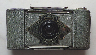 Ensign Midget Silver Jubilee Camera With Case