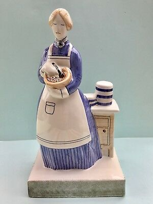 Rye Pottery Figure ~ The Rye Pastry Cook