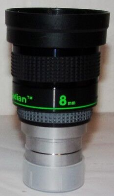 """TELEVUE 8mm RADIAN 1-1/4"""" EYEPIECE.  NO LONGER AVAILABLE THROUGH TELEVUE."""