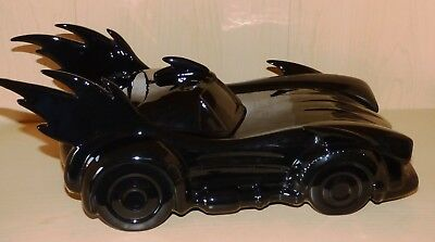 Batman Batmobile Cookie Jar Limited Edition Statue New from 2002 Mint Condition