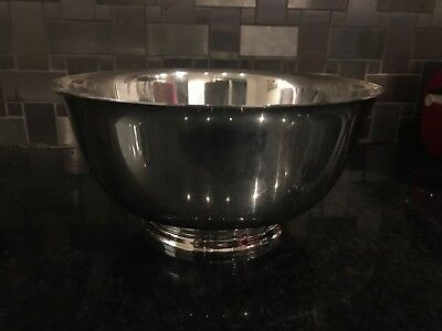 "Tiffany & Co. Paul Revere 7.5"" Sterling Silver Bowl"