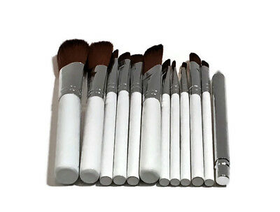 Make-Up Brush Set 12 pack brand new professional make up brushes 12 set cheap