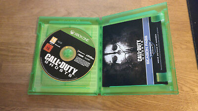 Call Of Duty: Ghosts (Microsoft Xbox One)