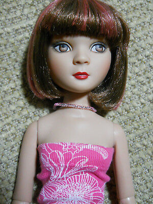 Moody Prudence-Ellowyne  Tonner doll --please read shipping details
