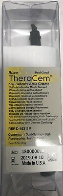 Theracem Bisco Self Adhesive Resin Cement