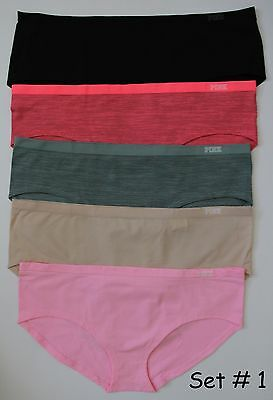 9e8cae8b39 Victoria s Secret Pink Cool   Comfy Seamless Hipster Panty - 5  31  MULTICOLOR