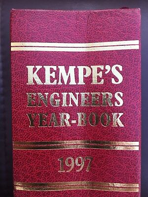 Kempe's Engineers Year-Book 1997